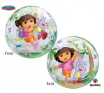 "22"" Dora Bubble Balloon"