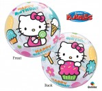 "22"" Hello Kitty Bubble Balloon"