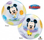 "22"" Disney Mini Bubble Balloon"