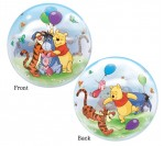"22"" Winnie & Friends Bubble Balloon"