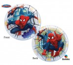 "22"" Spider Man Bubble Balloon"