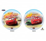 "22"" Disney Car Bubble Balloon"