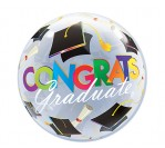 "22"" Congrats Graduation Bubble Balloon"