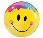 "22"" Smiley Bubble Balloon"