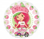 "18"" Strawberry ShortCake Foil Balloon"
