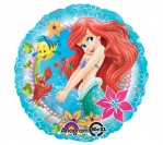 "18"" Little Mermaid Foil Balloon"