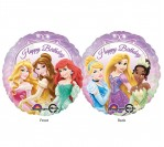 "18"" Disney Princess HBD Foil Balloon"