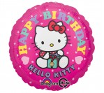 "18"" Hello Kitty HBD"