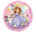 "18"" Sofia The First HBD"