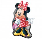 "32"" Minnie Shape Foil Balloon"