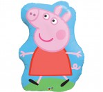 "35"" Peppa Pig Shape Foil Balloon"