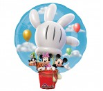 "28"" Mickey & Friends Hot Air Foil Balloon"