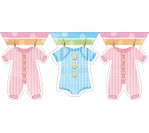 Baby Clothes Decoration
