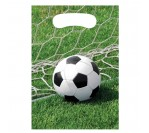 Sports Fanatic Soccer Loot Bags (8pcs/pkt)